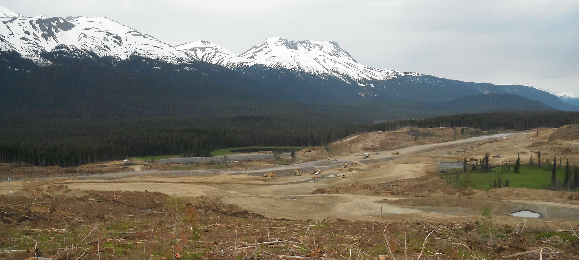 Huckleberry Mine Expansion